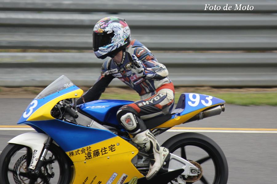 J-GP3 #93 FTR・タイヤナビ・(株)遠藤住宅  畑中 要 NSF250R
