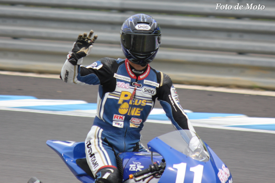 J-GP2 #11  TEAM PLUSONE 佐藤 太紀 TSR2