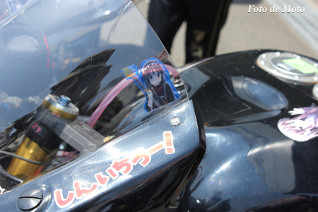 JSB1000 #58 佐藤家レーシング  佐藤 慎一郎 GSX-R1000