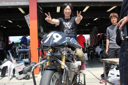 J-GP2 #79 アサヒナレーシング 朝比奈 正 Z600