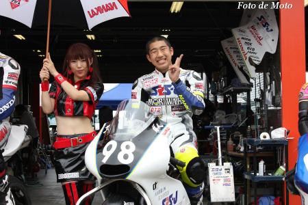 J-GP3 #98 SRSwithMORIWAKI 佐野 勝人 MD250GP3