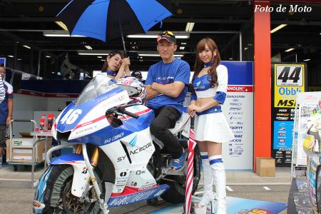 J-GP2 #46 SYNCEDGE 4413Racing   星野 知也 Hoshino Tomoya HP6