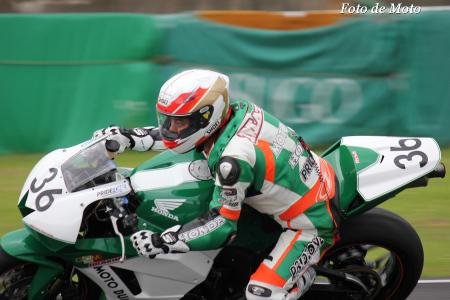 ST600 #36 MOTO BUM+SAI 松川 泰宏 CBR600RR