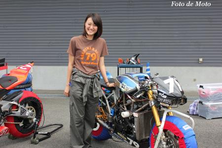 J-GP2 #79 アサヒナレーシング  Z600