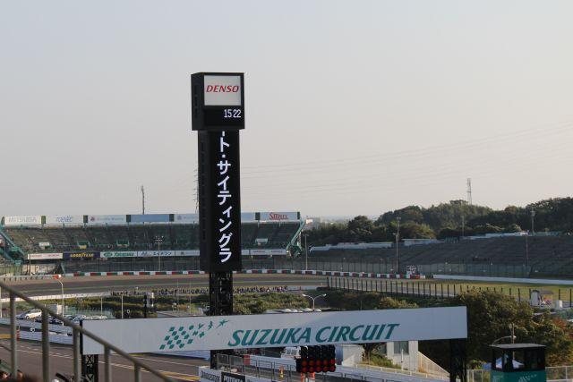 鈴鹿サーキット (Suzuka circuit)