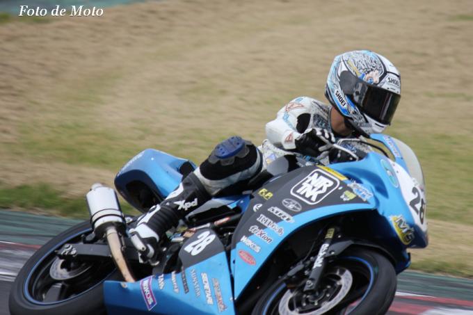 CBR250R #28 RH松島friXionワコーズNTR 岡田 祐一 Honda CBR250R