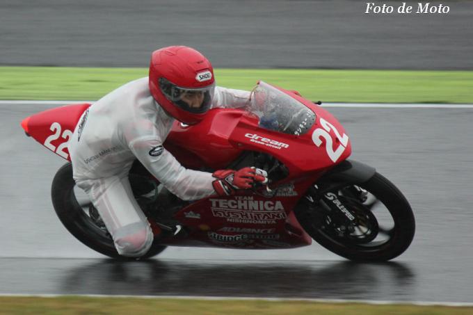 J-GP3 #22 TECHNICAwithKUSHITANI西宮 中山 翔太 Honda NSF250R