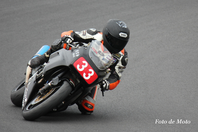 TC-F #33 DFR+プライド1+梨本塾 佐々木 重之 Yamaha FZ750