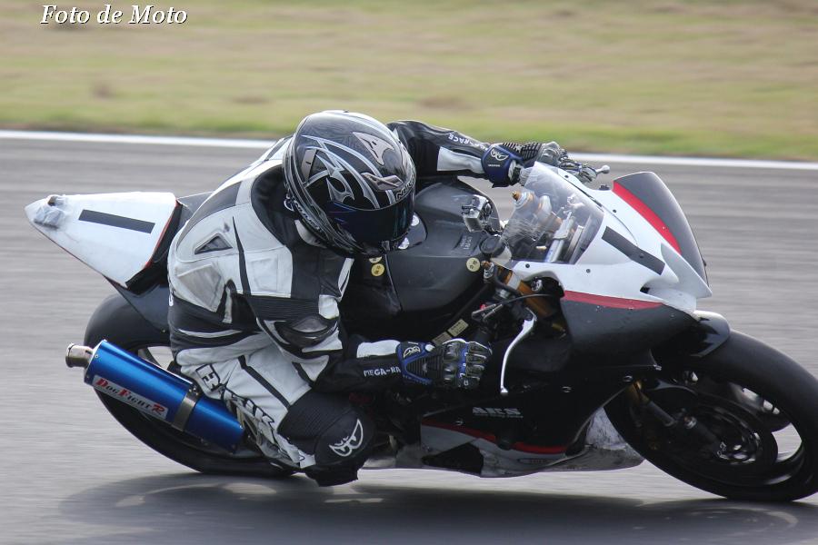 ST600 #1 ZATO&HIGEZI 3号車 石田 健児 Yamaha YZF-R6