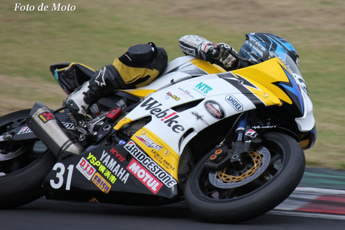 ST600 #31 Webike Tノリックヤマハ 上和田 拓海 Yamaha YZF-R6