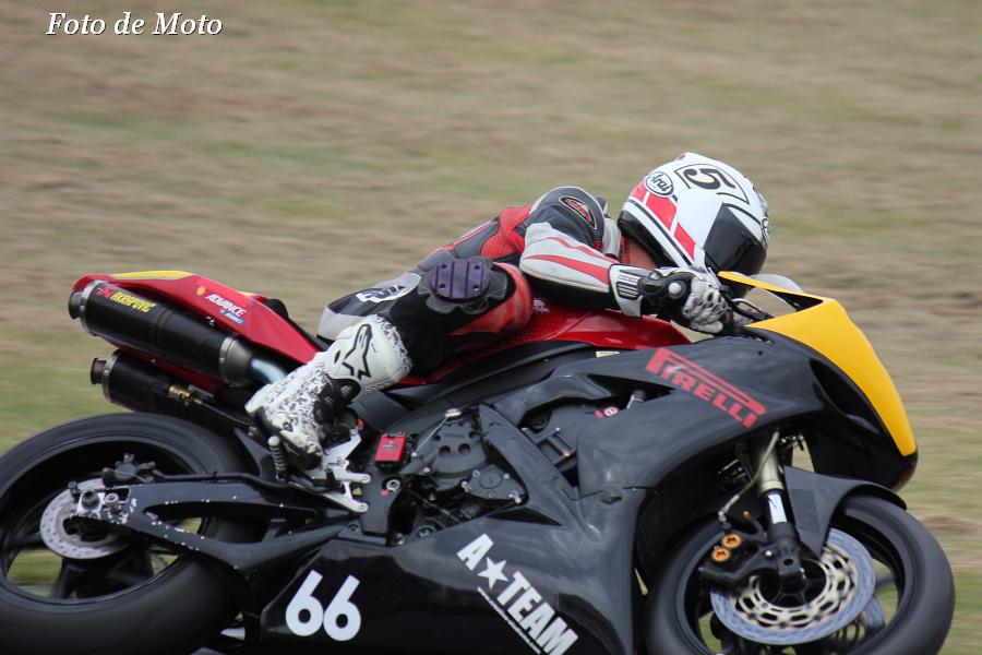 TC-F #66 A☆TEAMレーシング 加藤 宏希 Yamaha YZF-R1
