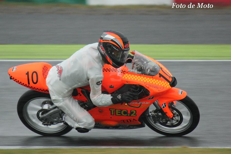 J-GP3 #10 TEC2&TDA&NOBBY 菊池 寛幸 Kikuchi Hiroyuki Honda NSF250R