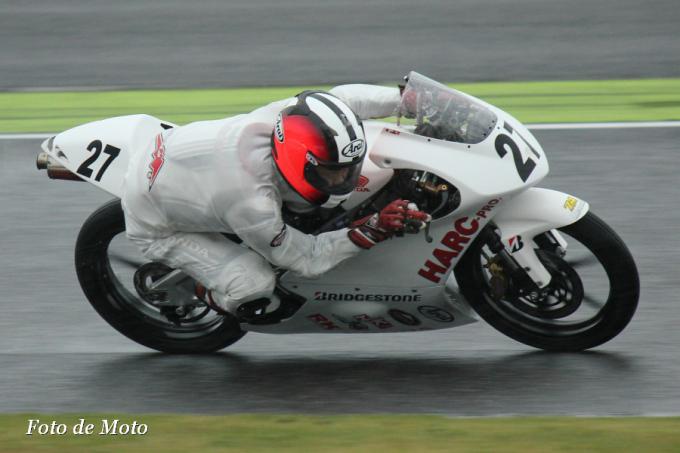 J-GP3 #27 CLUB HARC-PRO 栗原 佳祐 Kurihara Keisuke Honda NSF250R