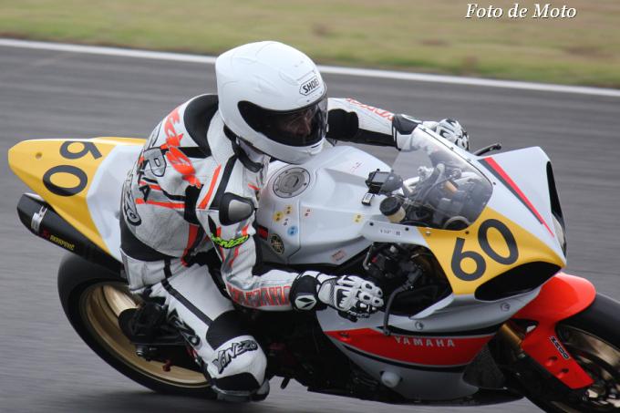 JSB(N) #60 YSP三鷹&リーンウィズRT 堅木 秀紀 Yamaha YZF-R1