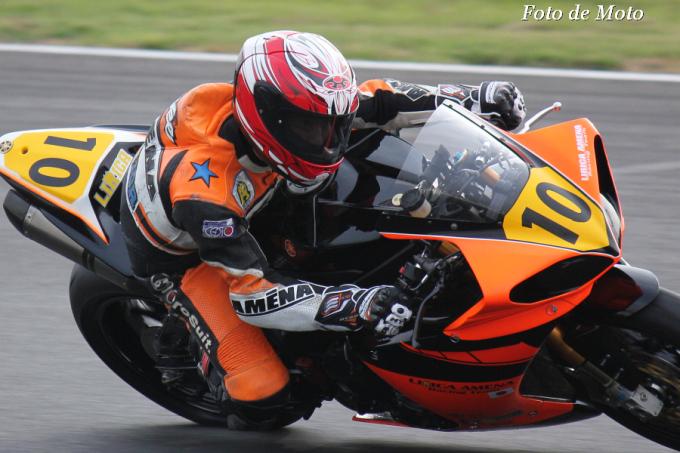 TC-F #10 リリカAMENA 武村 誠 Yamaha YZF-R1