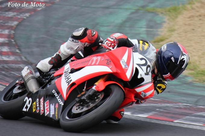 ST600 #29 SP忠男レーシングチーム 目代 祐紀 Yamaha YZF-R6