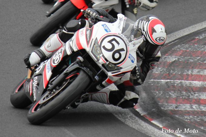 CBR250R #56 56RACING 岡谷 雄太 Honda CBR250R
