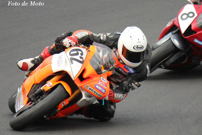 ST600 #62 DOGFIGHT RACING 庄司 浩一 Yamaha YZF-R6