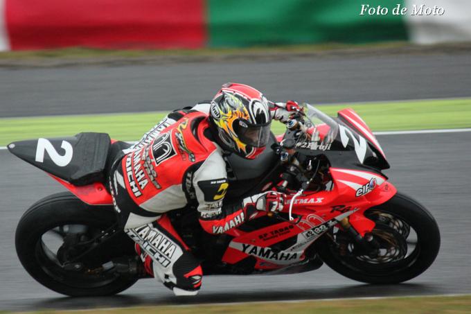 ST600 #2 SP忠男レーシングチーム 横江 竜司 Yokoe Ryuji YAMAHA YZF-R6