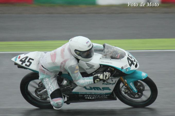 J-GP3 #45  P.MU 7C HARC 南本 宗一郎 Minamimoto Soichiro TSR TSR3