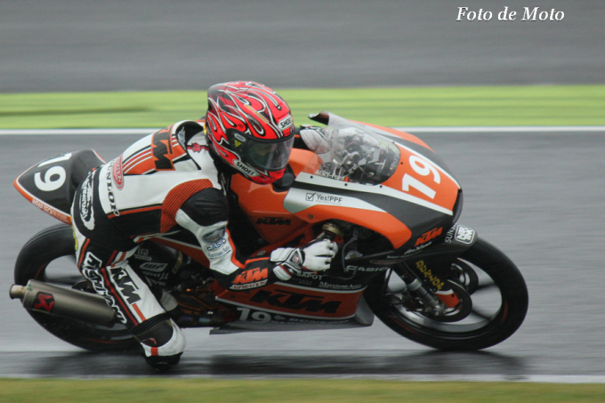 J-GP3 #19  KTMRACING.ASPIRATION 古市 右京 KTM RC250R
