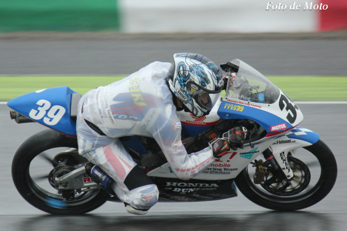 J-GP3 #39  Kohara Racing 伊藤 和輝 Ito Kazuki Honda NSF250R