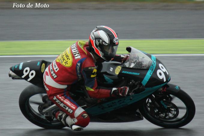 J-GP3 #99  CLUBNEXT&MOTOBUM 佐藤 正之 Honda NSF250R