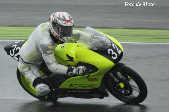 J-GP3 #32  広島カジタRacing&LRC 山本 恭裕 Honda NSF250R