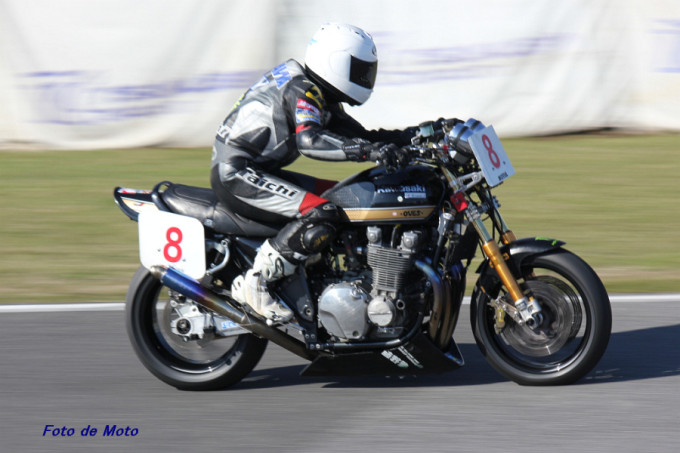 MONSTER Evo. #8 TEAM AC YOSHINO 相川 幸誠 Kawasaki ZEPHYR1100