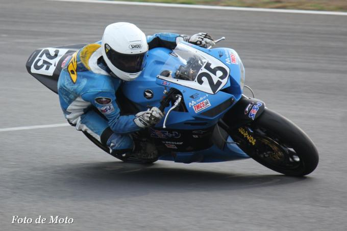 ST600 #25 榎戸 育寛 Honda CBR600RR