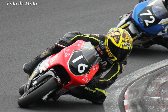 TC-mini OPEN #16 yueレーシング&RH松島+NTR 市橋 貴志 Honda NSF100