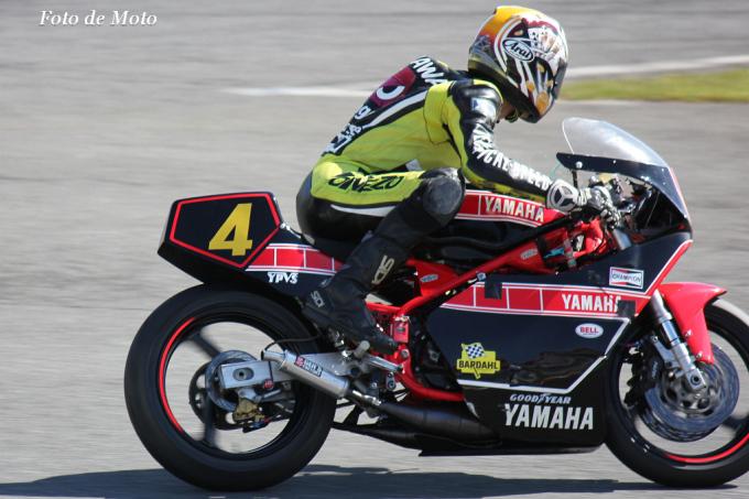 ZERO-2 #4 ガレージ トータス#4 石川 勝則 Yamaha RZ250R