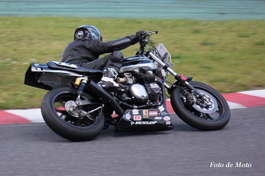 Monster #90 BLUEーTHUNDERS 加藤 一毅 Kawasaki KZ1000MKⅡ