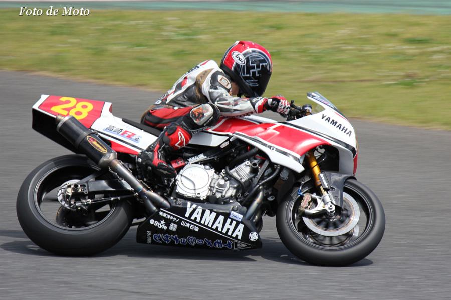 HERCULES #28 高崎FZ会&ブルドッカータゴス 川田 正浩 Yamaha FZ750