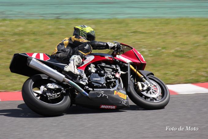 F-ZERO #71 パワービルダー&フリーウィルR 川根 正樹 Kawasaki GPZ750R