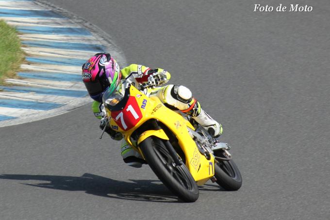 ACRR #71 ライダーズサロン横浜 木内 万絢 CBR150R