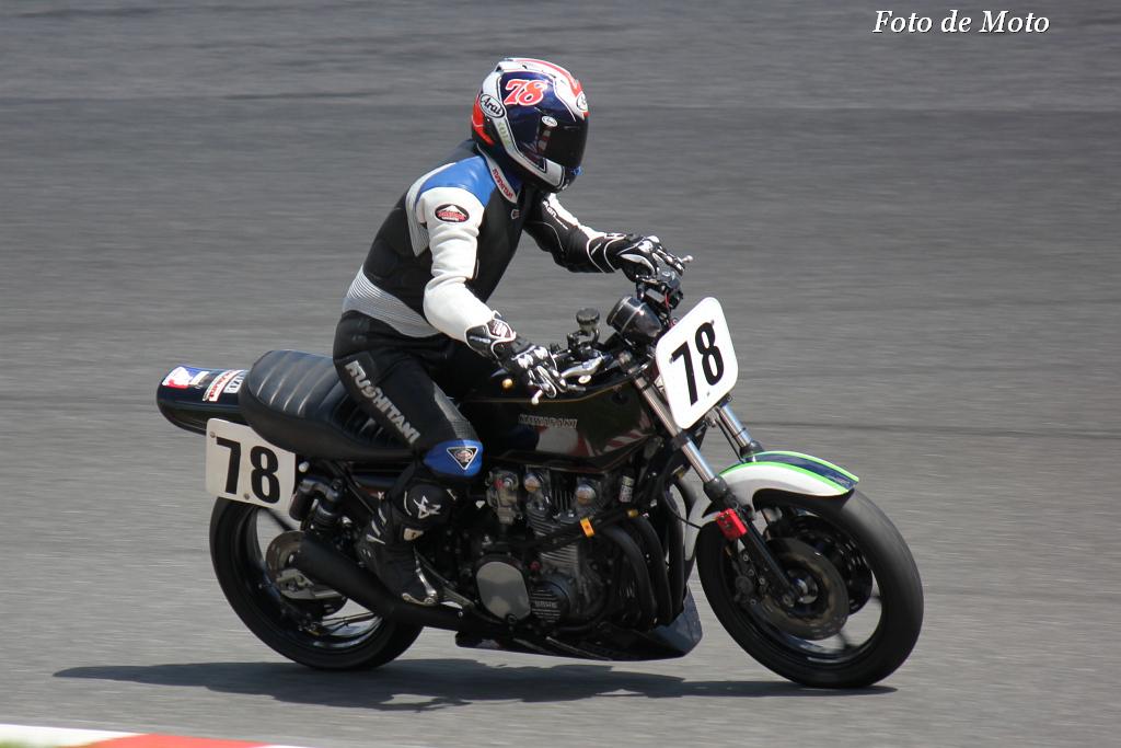 Monster #78 NOIZE 小林 徹雄 Kawasaki KZ1000