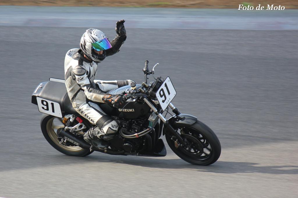 Monster Group B #91 桑江 明 琉走会 Suzuki GSX1100S