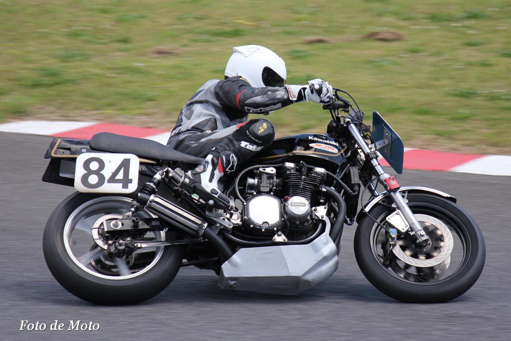 Monster #84 KBR 真嶋 仁 Kawasaki KZ1000MKⅡ