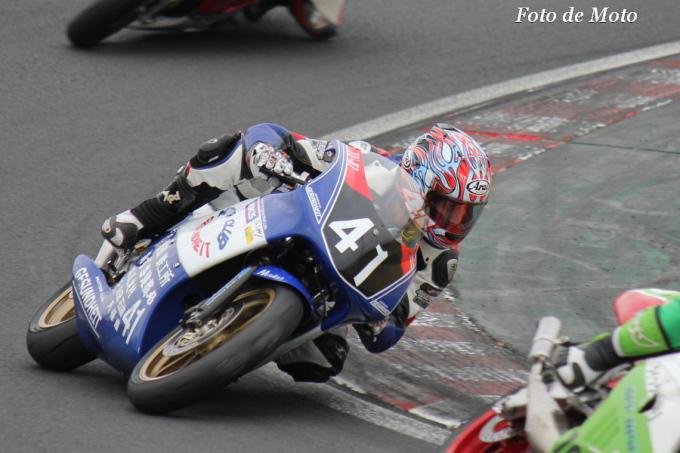TC250 #41 ゲズンハイトレーシング 増田 雄基 Honda NSR250R