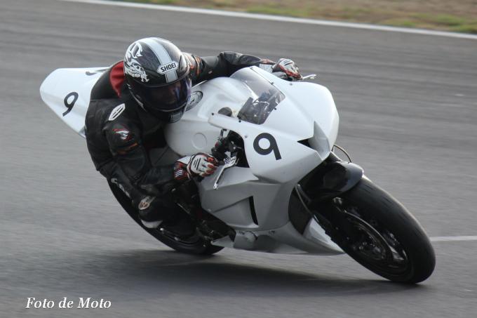 ST600 #9 的野 好伸 Honda CBR600RR