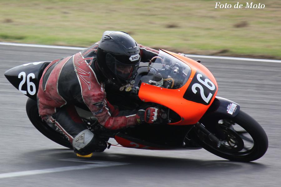 J-GP3 #26 Team GP80 松田 健太 Honda RS125R