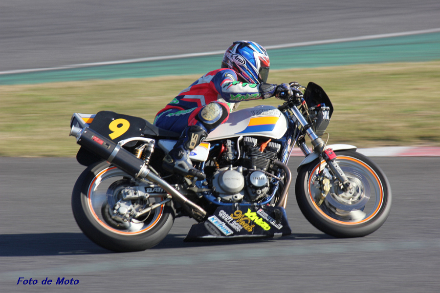ZERO-2 #9 CRAFT・BOX&RFTJ 松井 忠則 Yamaha XJ400