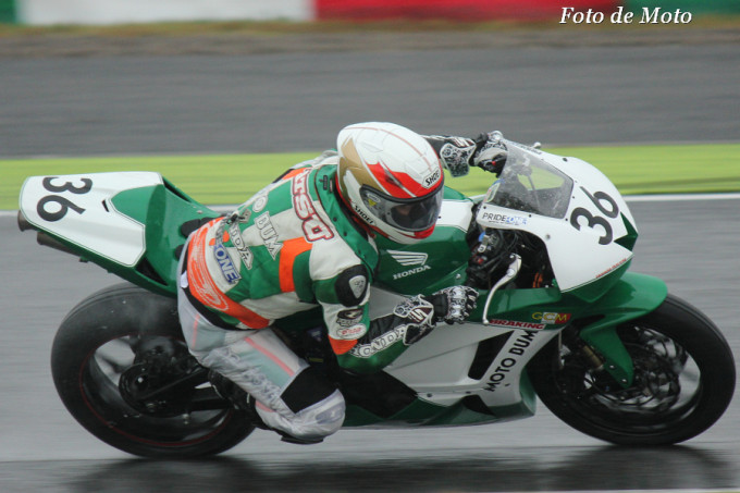 ST600 #36 MOTOBUM+SAI 松川 泰宏 Honda CBR600RR
