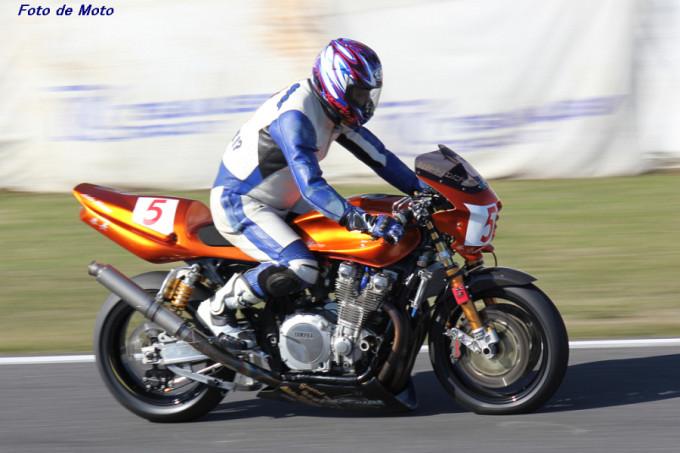 MONSTER Evo. #5 会田モータースエンジニアリング 松浦 俊彦 Yamaha XJR1200