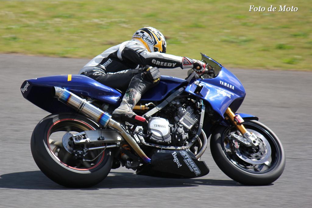 ZERO-1 #7 ★バグース&ストライカー★ 三上 髙雄 Yamaha FZ750