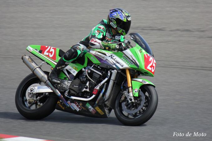 F-ZERO #25 アルテサーノ&TGN悪魔忍者 三澤 健作 Kawasaki GPZ900R