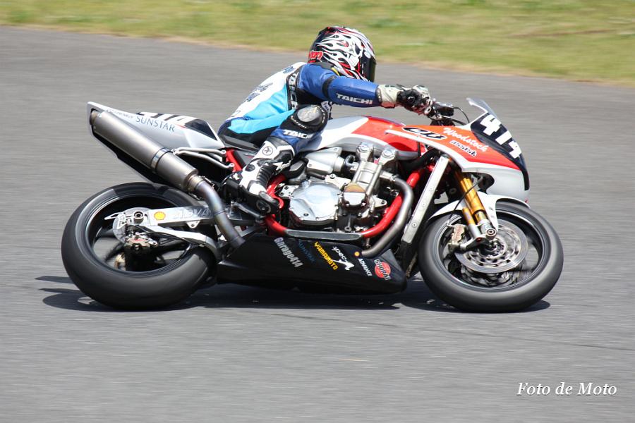 HERCULES #414 Garage414&WS 光元 康次郎 Honda CB1300SF