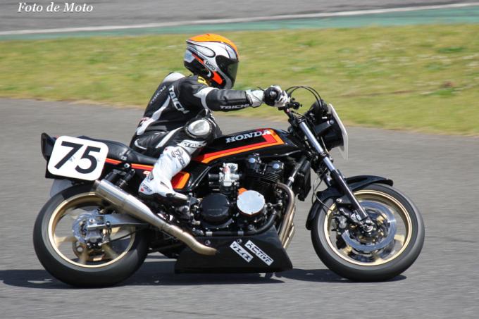 Monster #75 ジェイズ 宮繁 順一 Honda CB750F