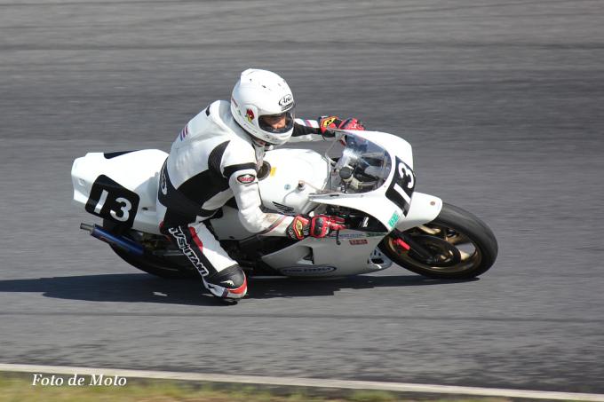 ZERO-4 #13 モトヨシ&ウインドサプライ 元吉 浩 Honda NSR250R